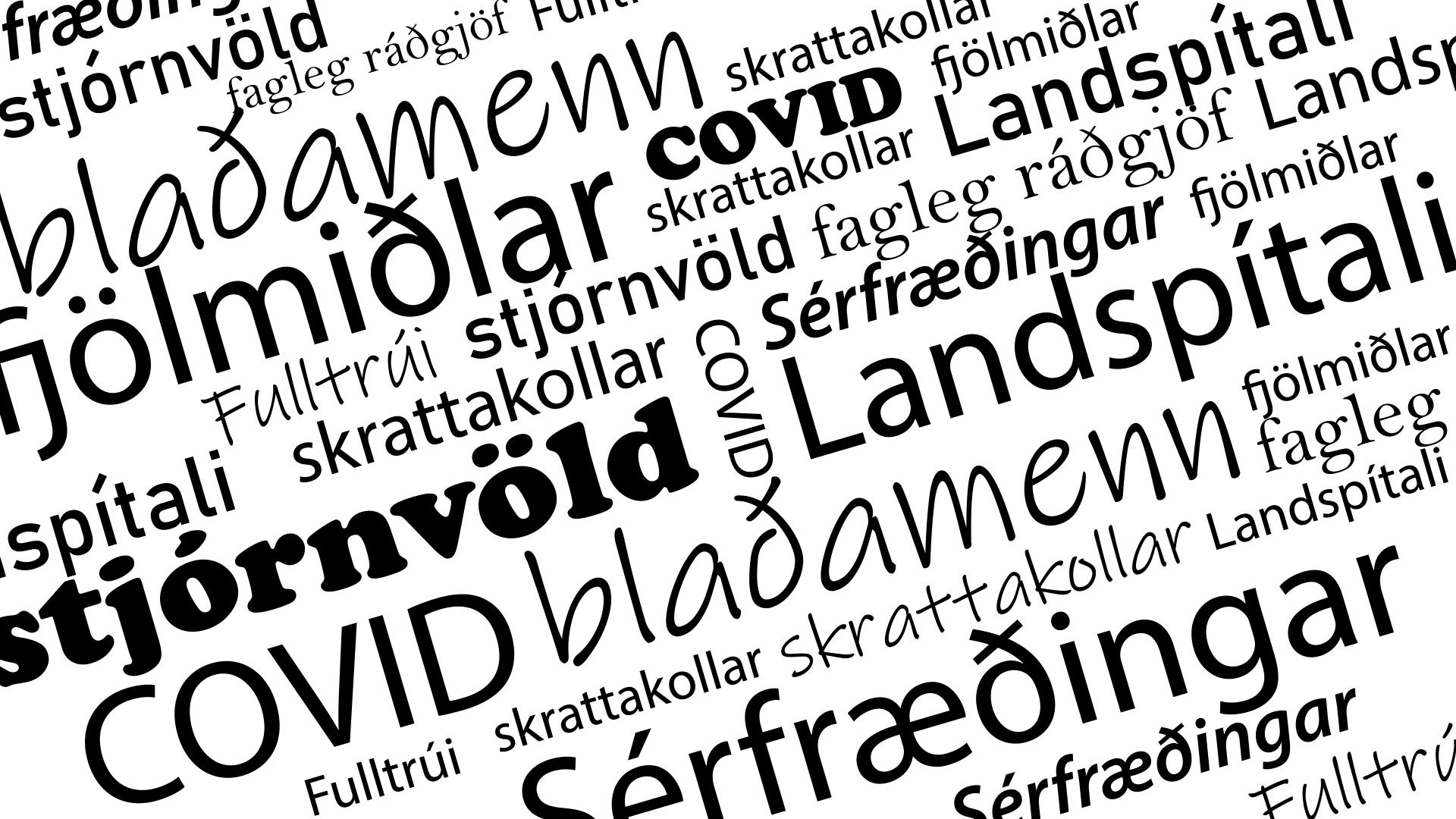 Um miðlun hins opinbera á upplýsingum og málpípuorgelin